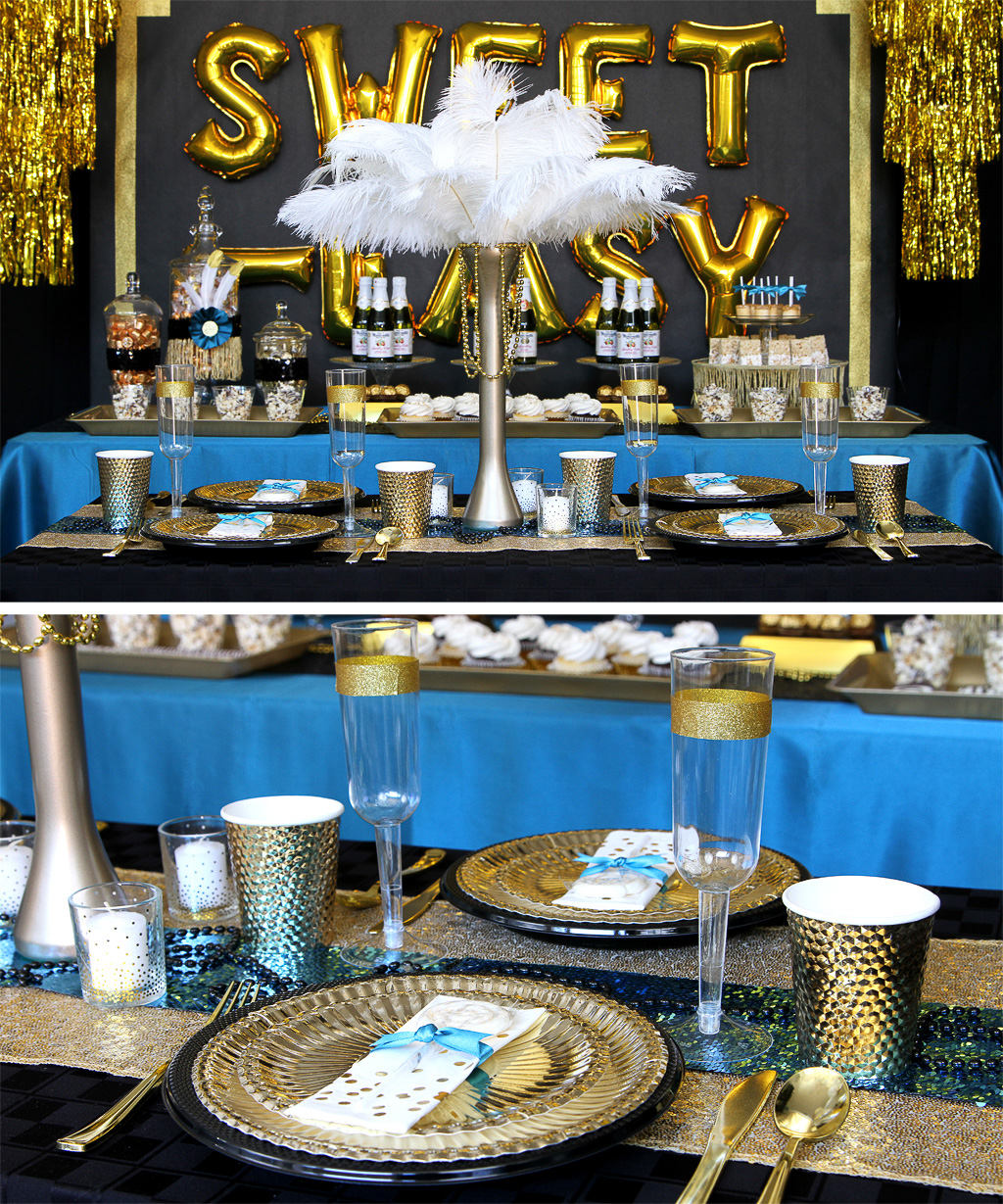 Roaring 1920s New Year's Eve Party Ideas