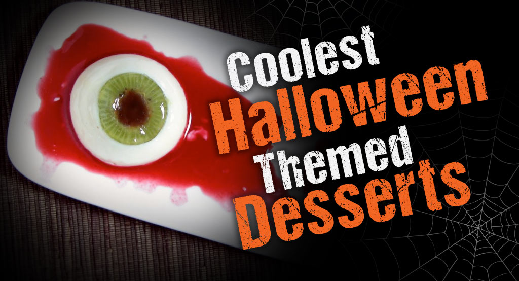 Coolest Halloween-Themed Desserts