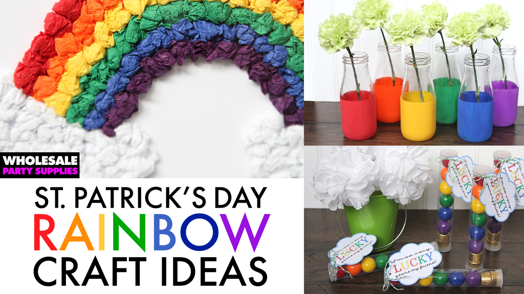 St. Patrick's Day Kid's Craft Ideas + Free Printable!