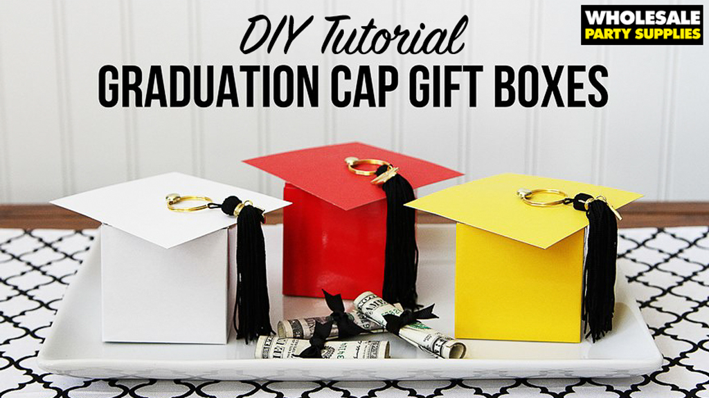 Graduation Favor Caps