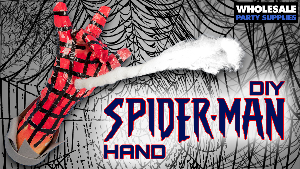SpiderMan Hand