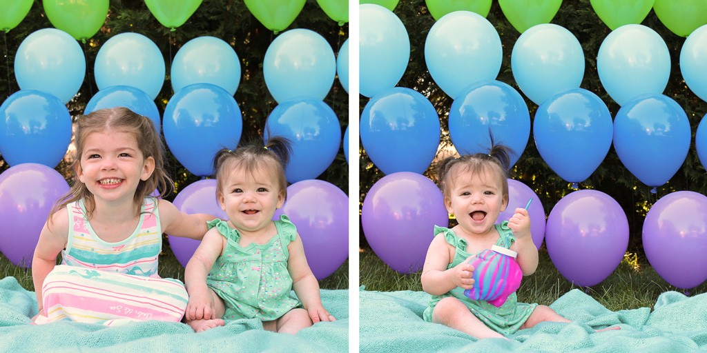 DIY Balloon Backdrop