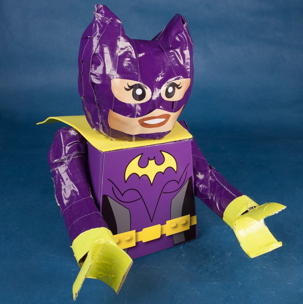 Lego Batman Favor Step 05