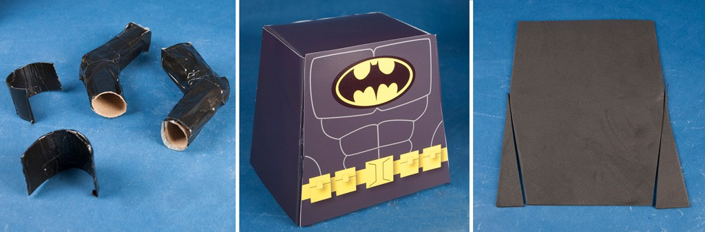 Lego Batman Favor Step 07