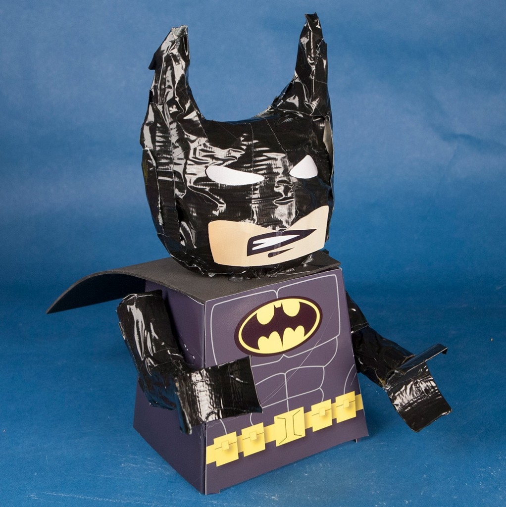 Lego Batman Favor Step 08