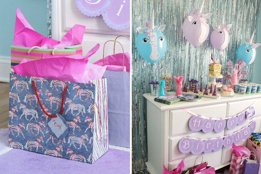 Magical Unicorn Party Decorations