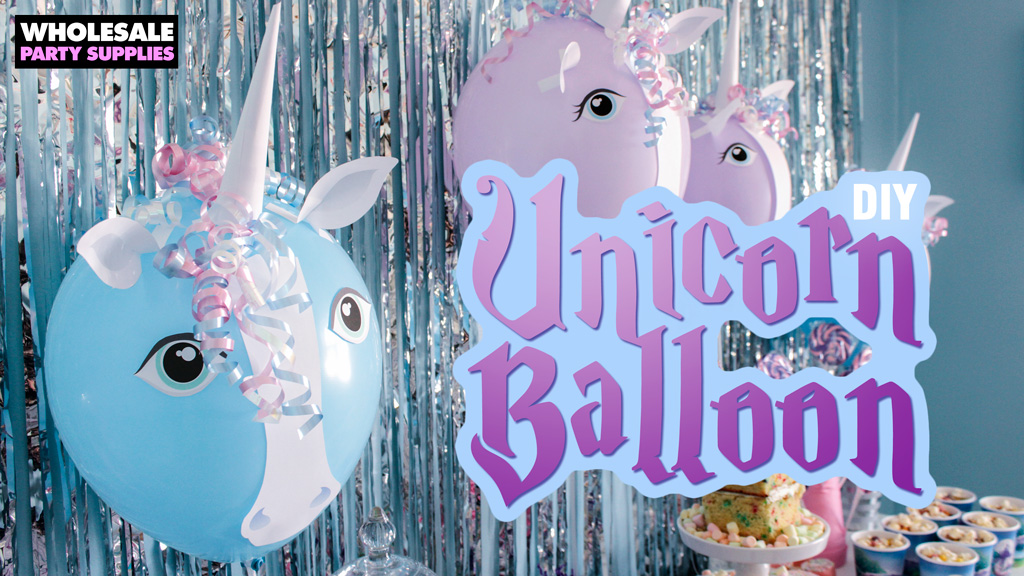 DIY Balloon-icorn