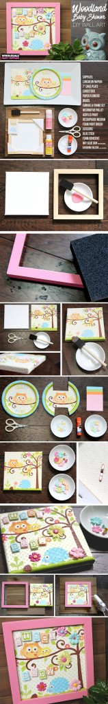 DIY Happy Tree Wall Art Pinterest Guide