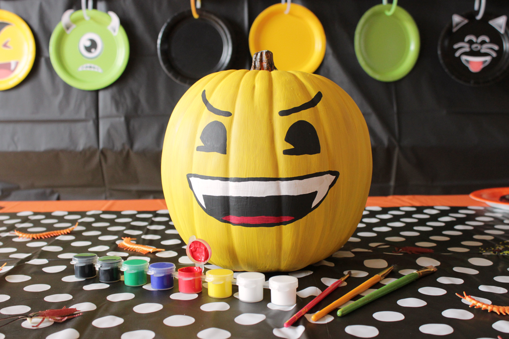 Halloween Emoji Party Activities