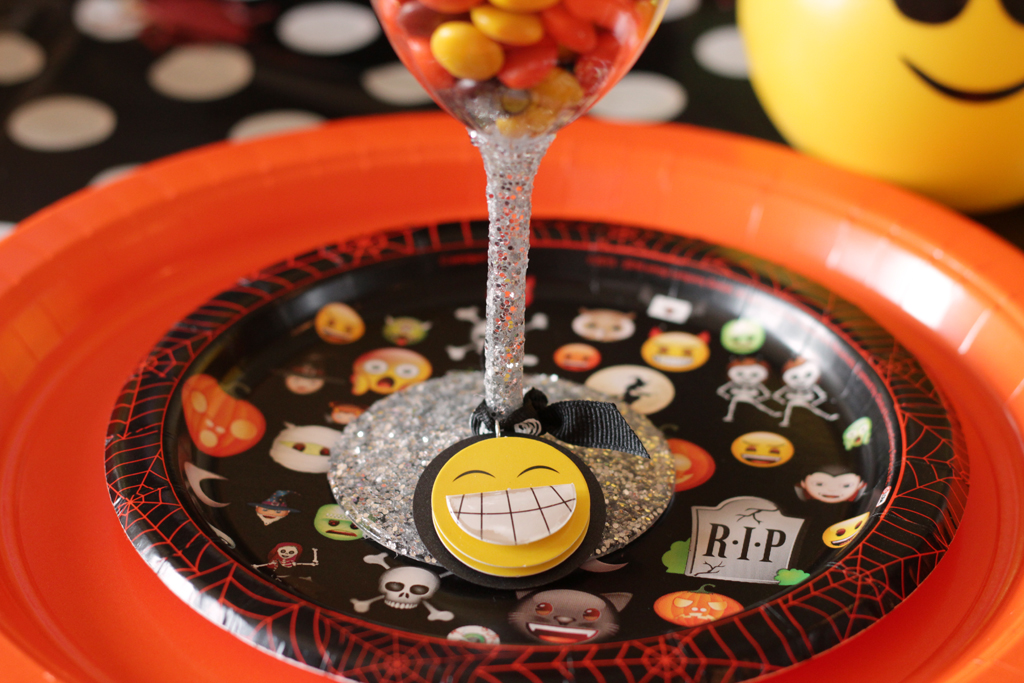 Halloween Emoji Party Details