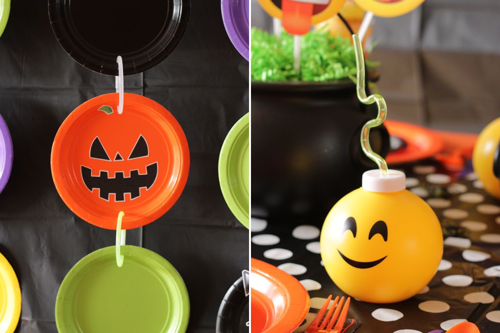 Halloween Emoji Party Decorations