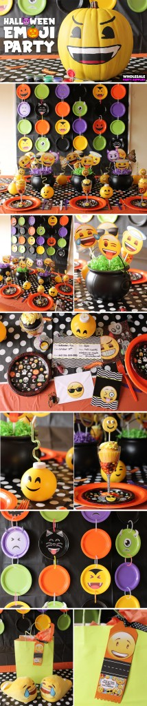 Halloween Emoji Party Ideas Pinterest Guide
