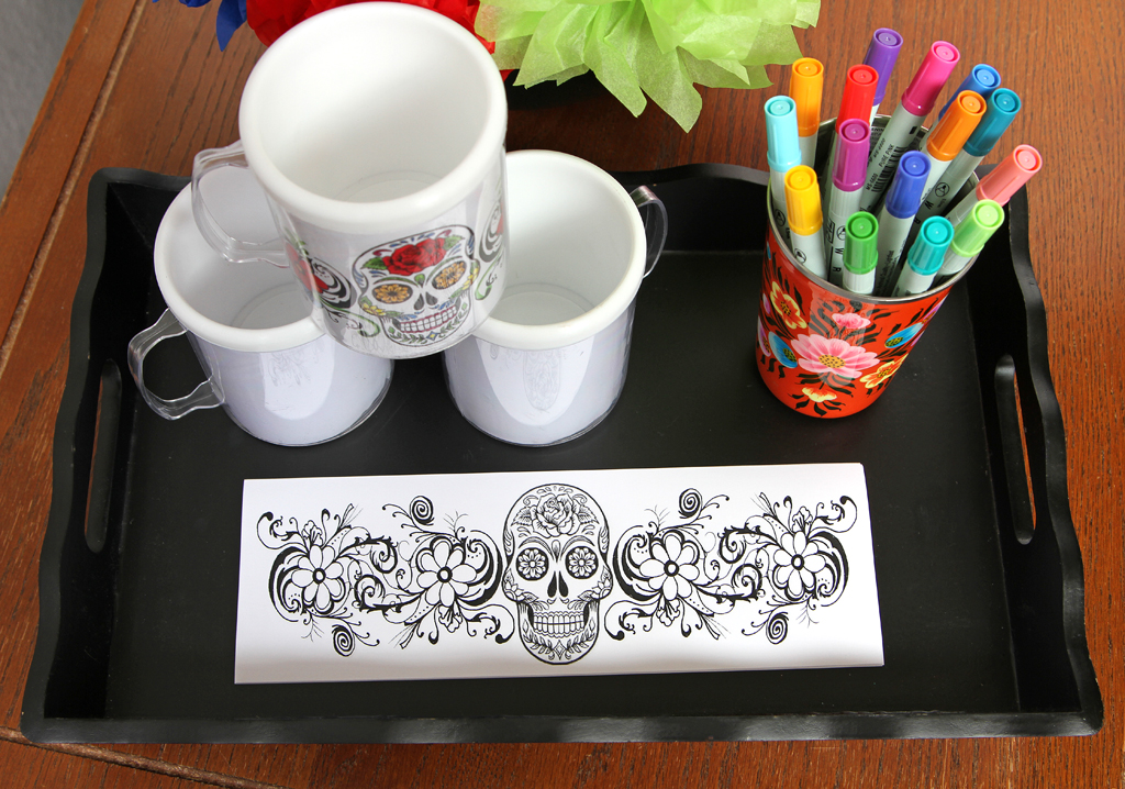 Day of the Dead Party Activities