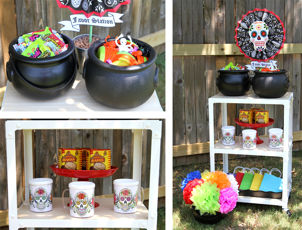 Day of the Dead Party Favors