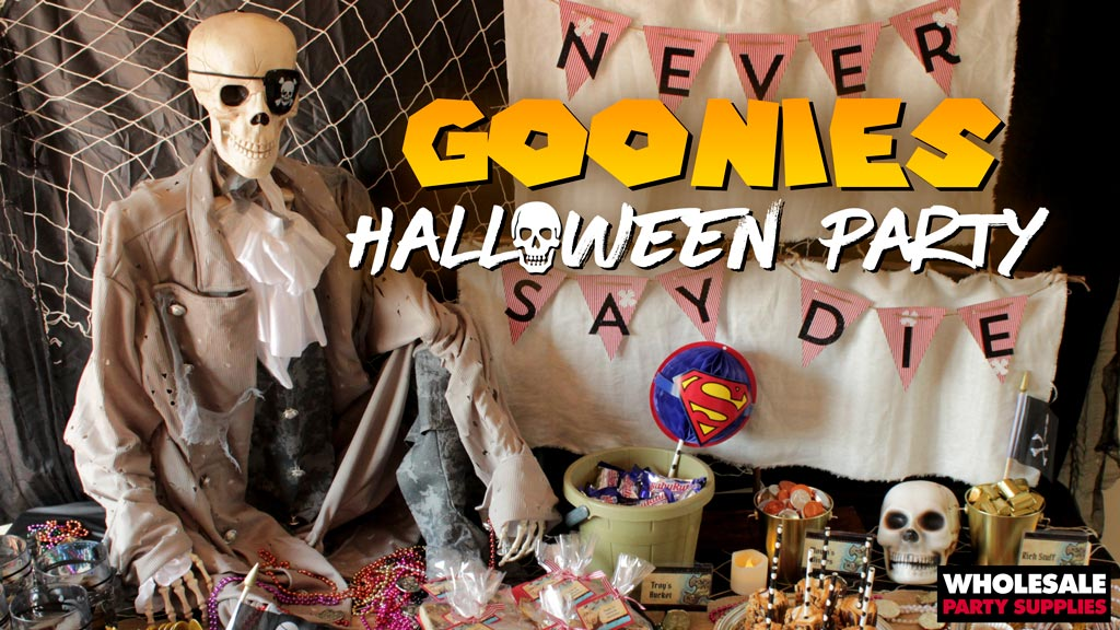 Goonies Party Feature