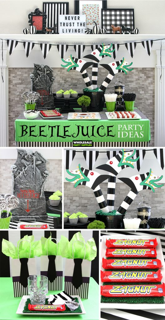 Beetlejuice Party Ideas Pinterest Guide