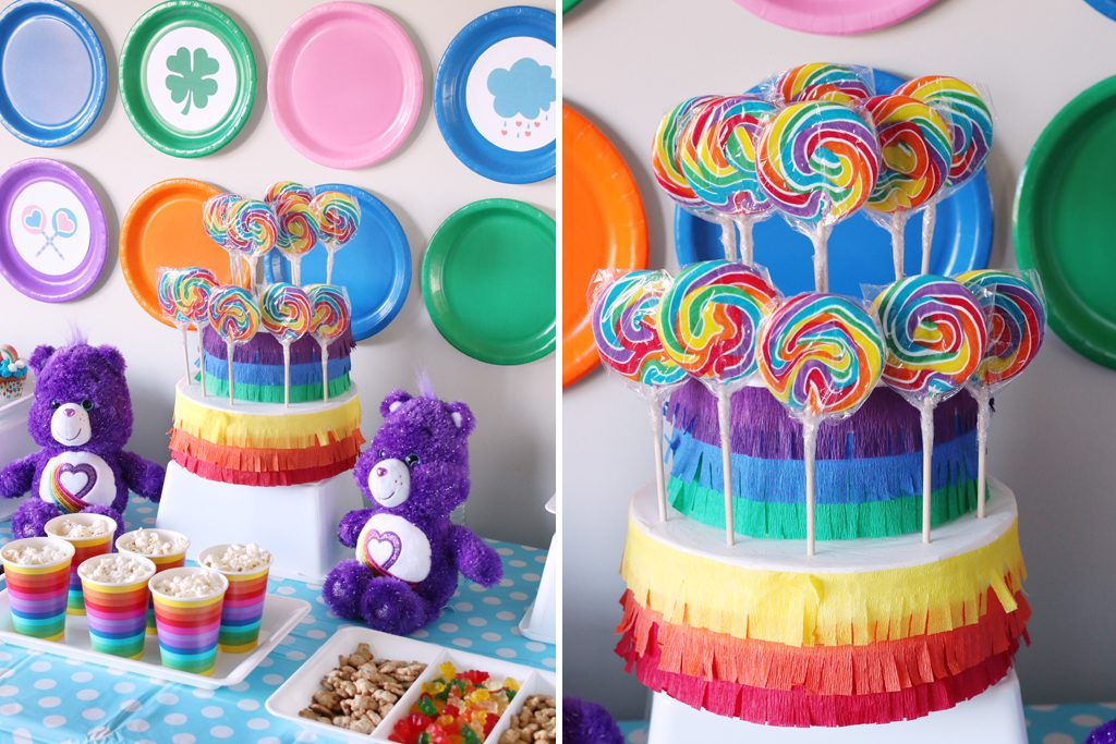 Care Bears Birthday Party Ideas