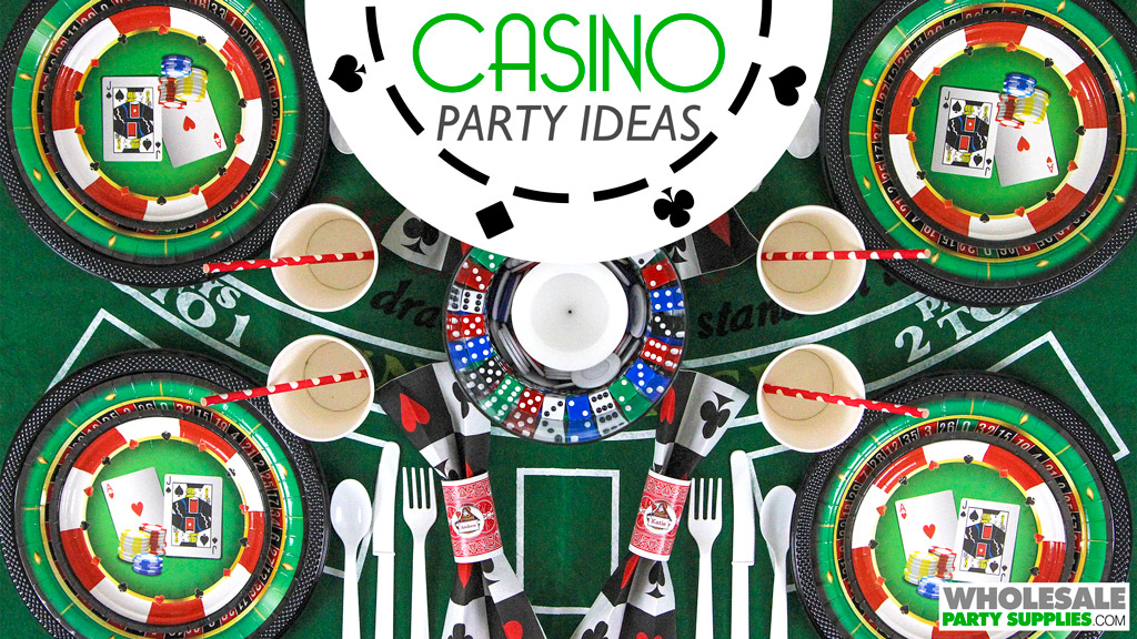 Casino Party Ideas and Tips
