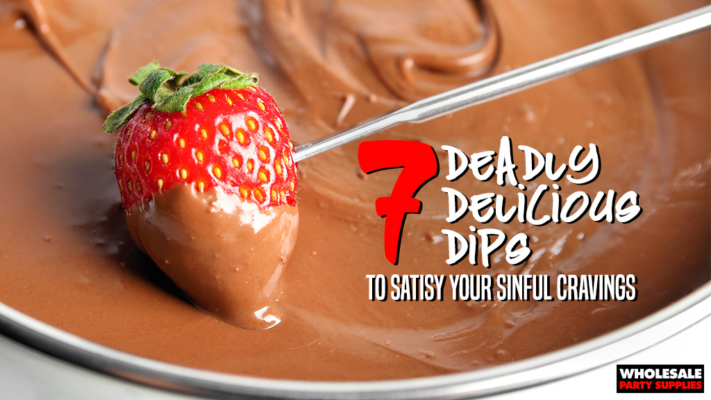 7 Deadly Delicious Halloween Dips