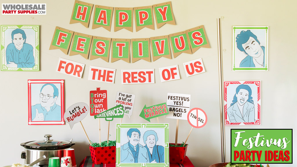 Festivus Party Ideas