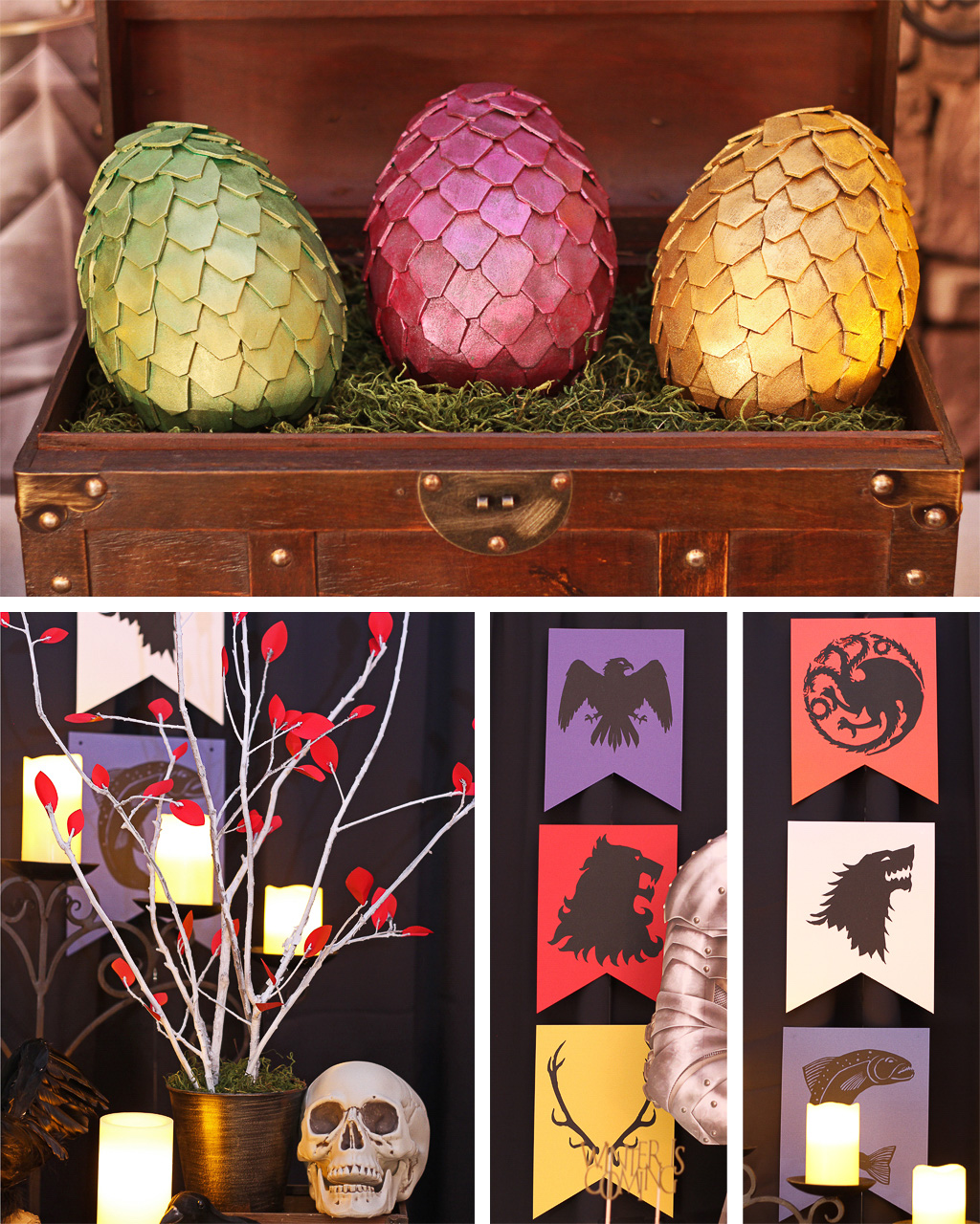 Game of Thrones Party Ideas