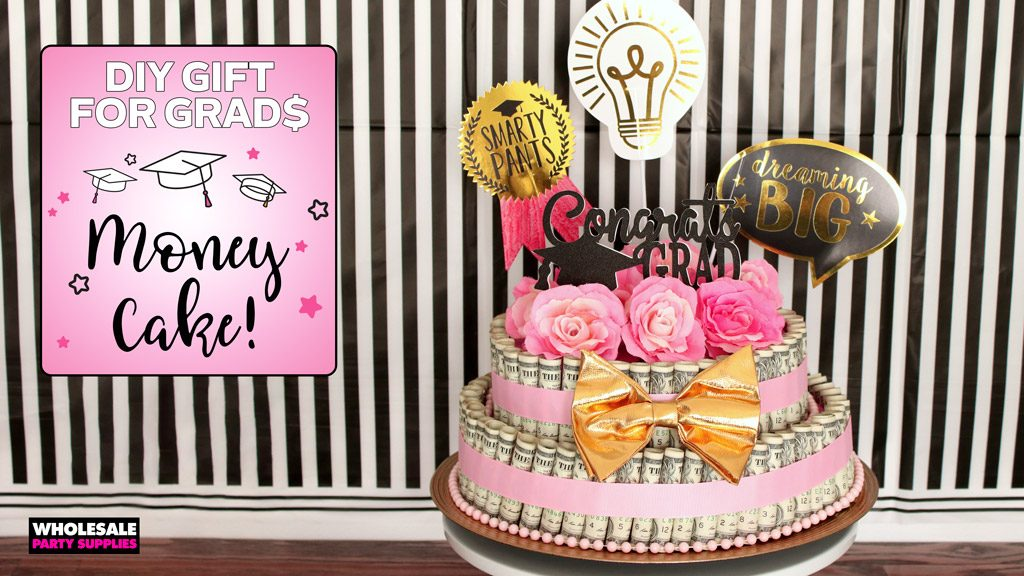 Graduation Party Ideas all in Pink
