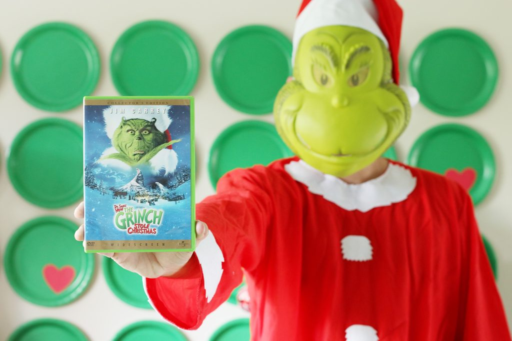 Grinch Party Activities