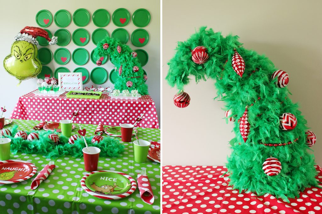 DIY Whoville Christmas Tree Tutorial Step 3