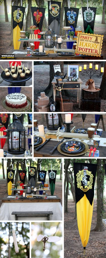 Harry Potter Party Ideas Pinterest Guide