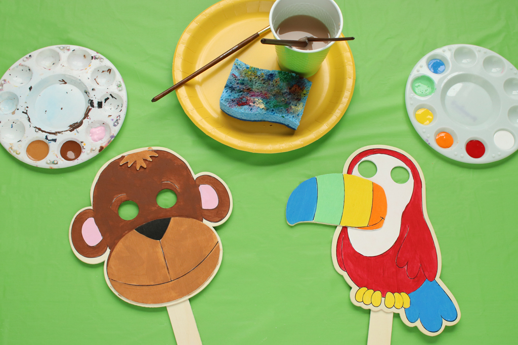 Jungle Birthday Party Ideas