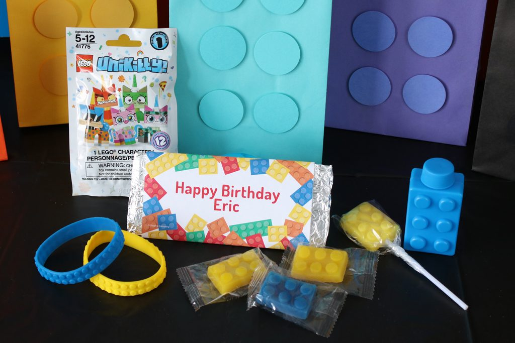Lego Movie Birthday Party Ideas