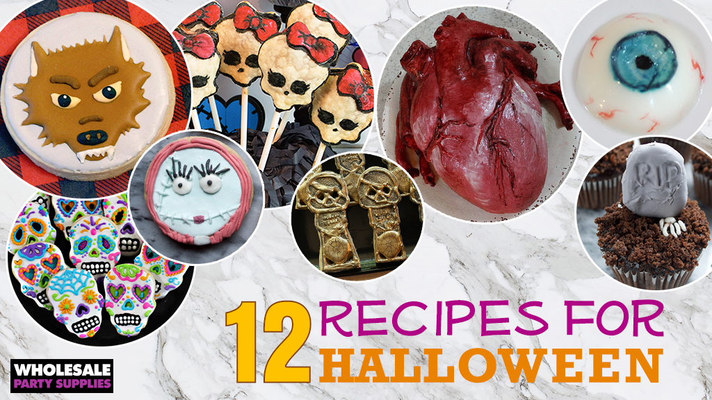 12 Halloween Recipes for Your Party
