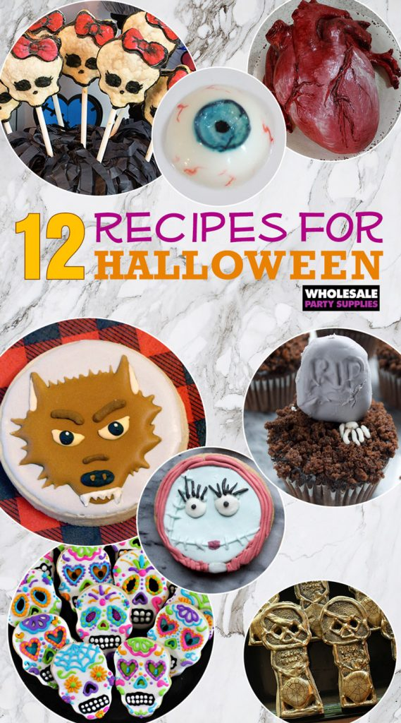The Best Halloween Recipes From Our Blog