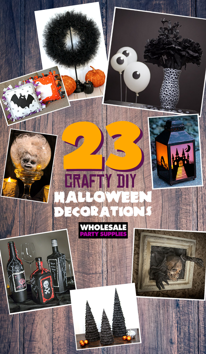 The Best Halloween Decoration Ideas From Our Blog