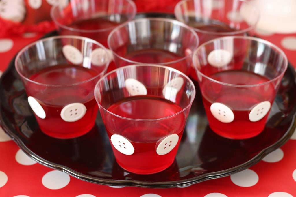 Mickey Mouse Party Jello