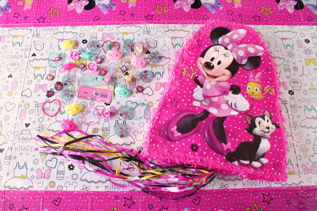 Minnie Mouse Party Activities