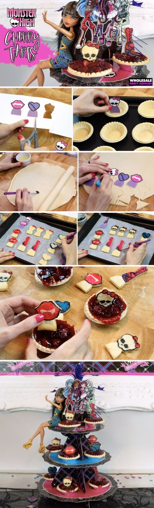 Monster High Cherry Tarts Pinterest Guide