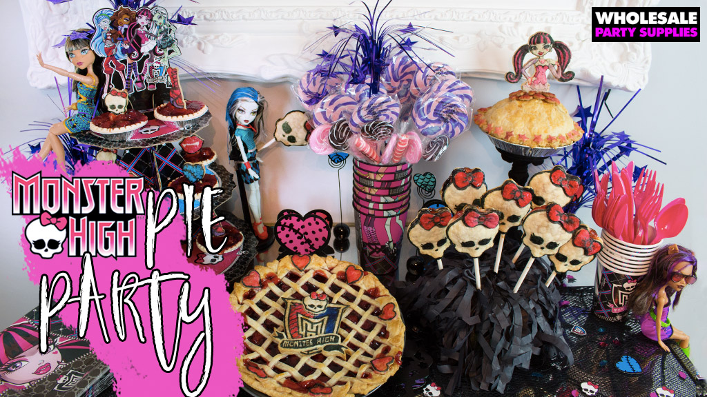 Monster High Party Idea