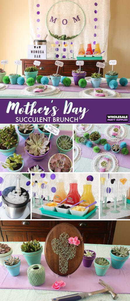 Mother's Day Brunch Pinterest Guide