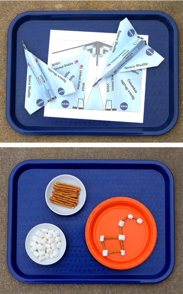 Outer Space Birthday Party Activities