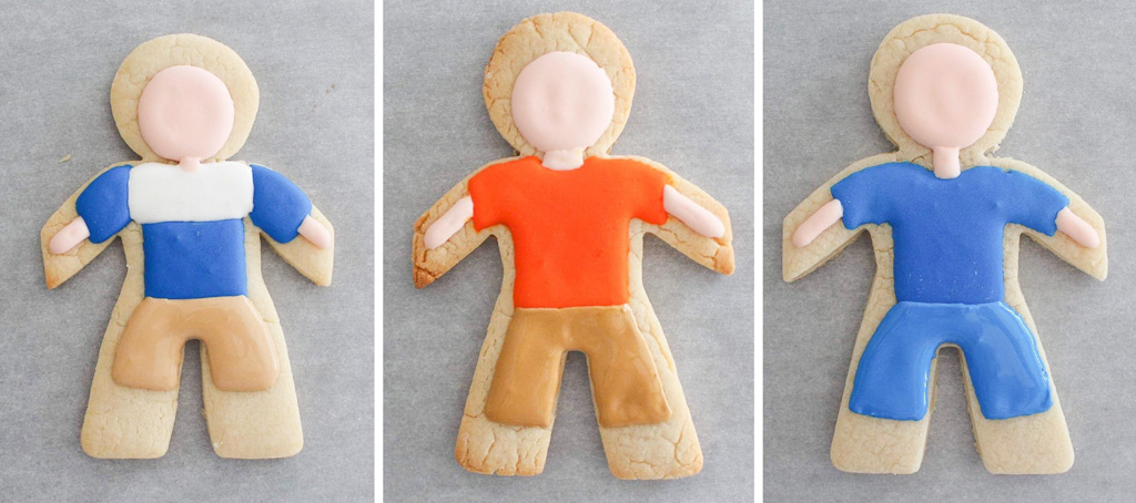 Stranger Things Decorated Cookie Tutorial