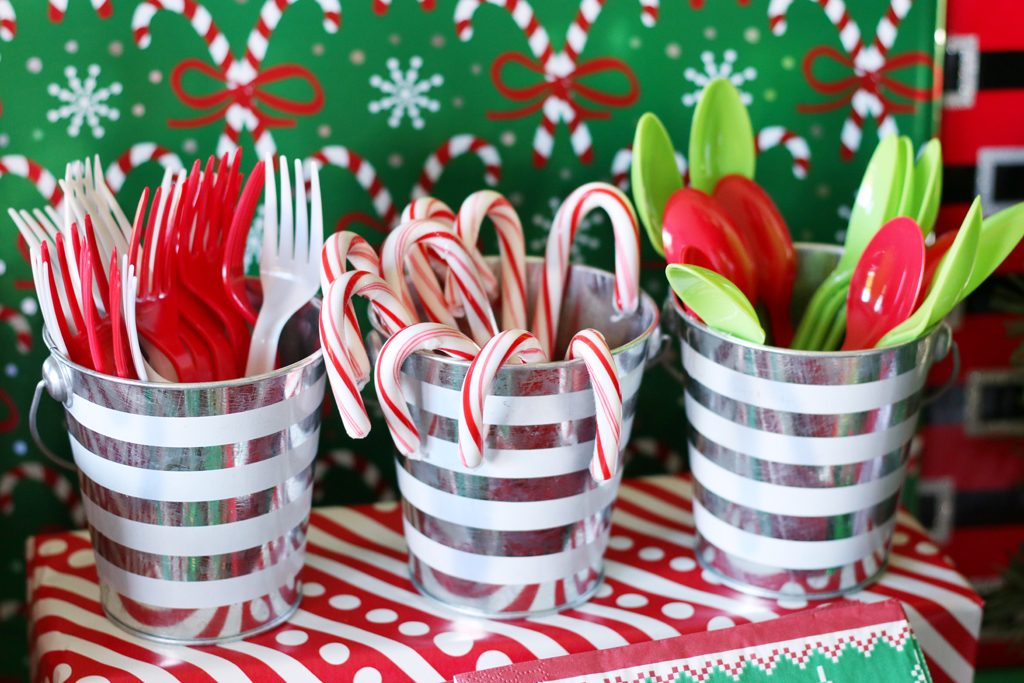 Ugly Sweater Holiday Party Cutlery