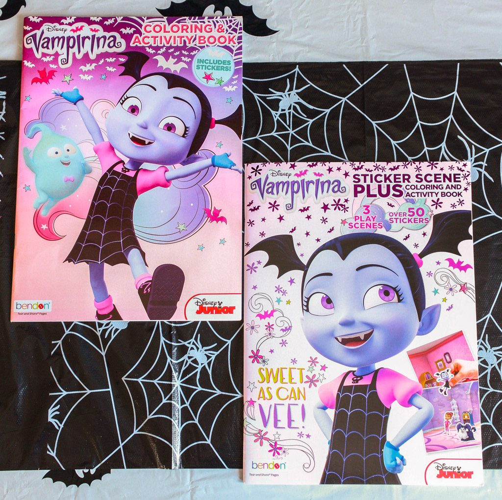 Vampirina Party Activities