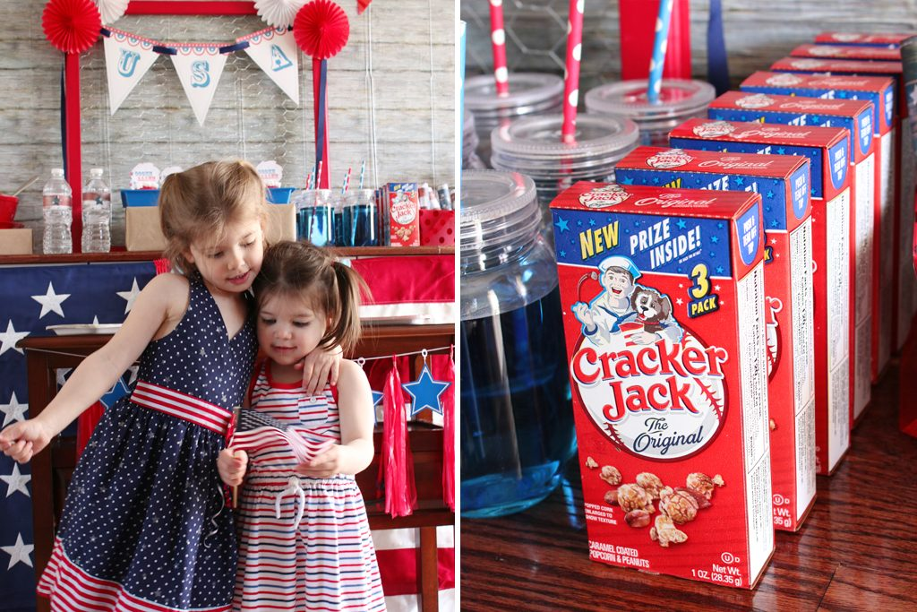 Vintage Patriotic Party Decorations