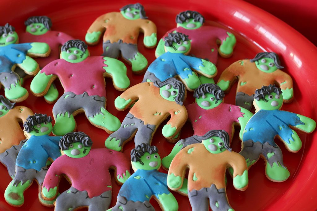 Zombie Halloween Party Ideas