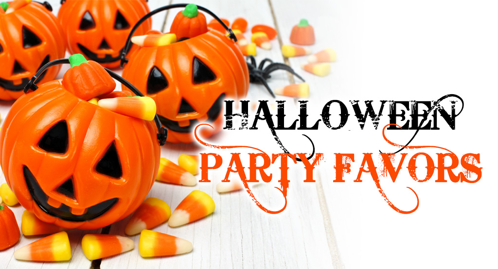 Creative Halloween Party Favors