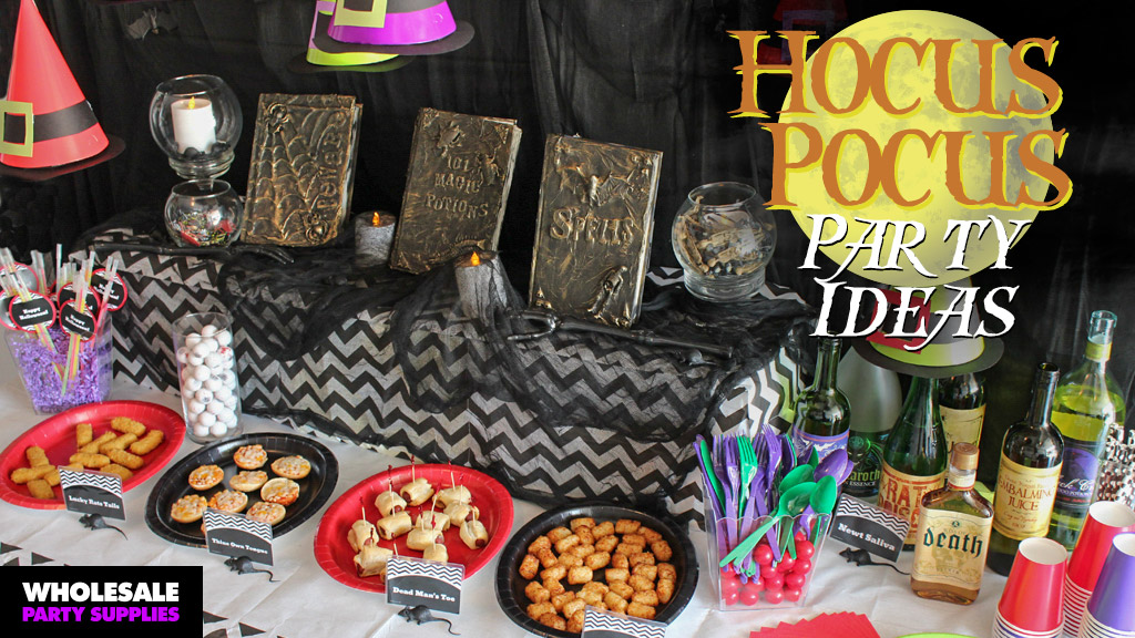 Hocus Pocus Party Idea