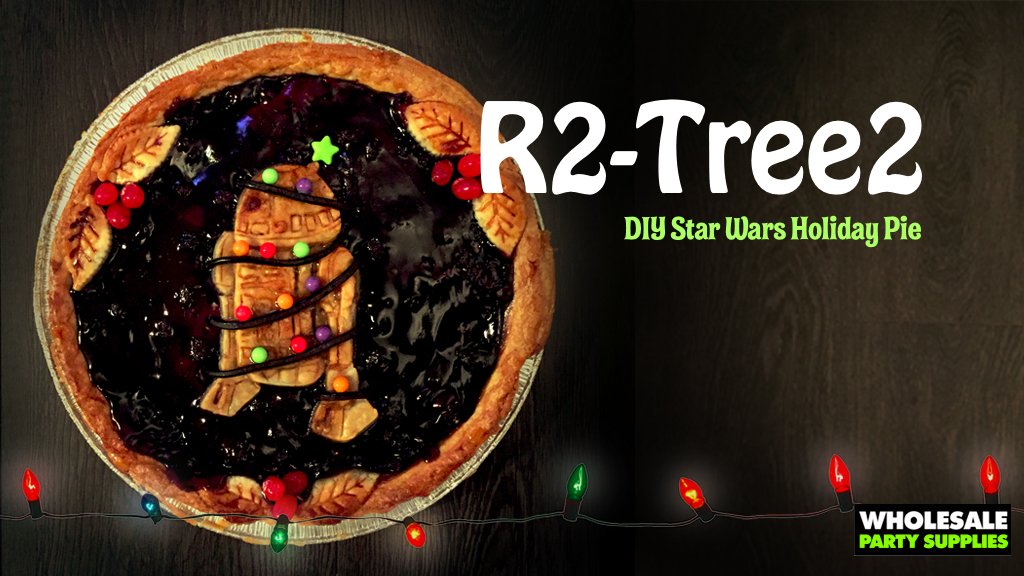 Star Wars Holiday Pies: R2D2