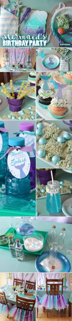 Mermaid Birthday Party Ideas Pinterest Guide