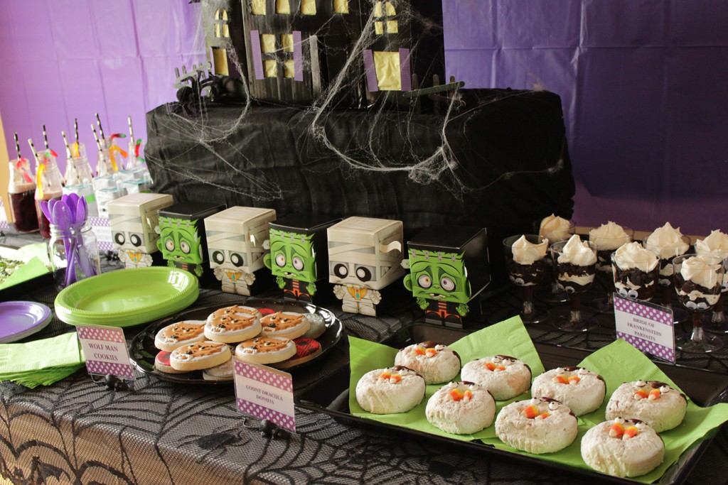 Classic Movie Monsters Halloween Party Food 3